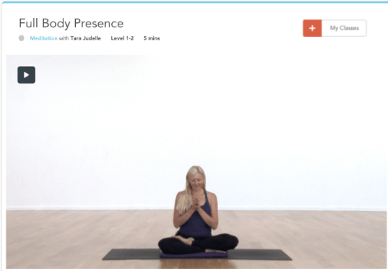 Practice a quick reset meditation with me on Yogaglo  to bring your attention into your living body in order to harness your potential. This is a meditation to help you reset your inner system from exhaustion, stress or simply to shift states into the presence of the new now.