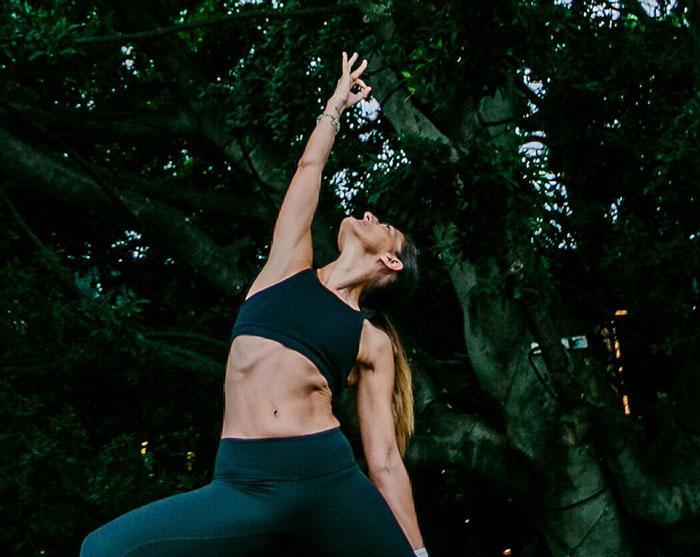 JANINE LEIGH   Sydney, Australia  hyayoga.com