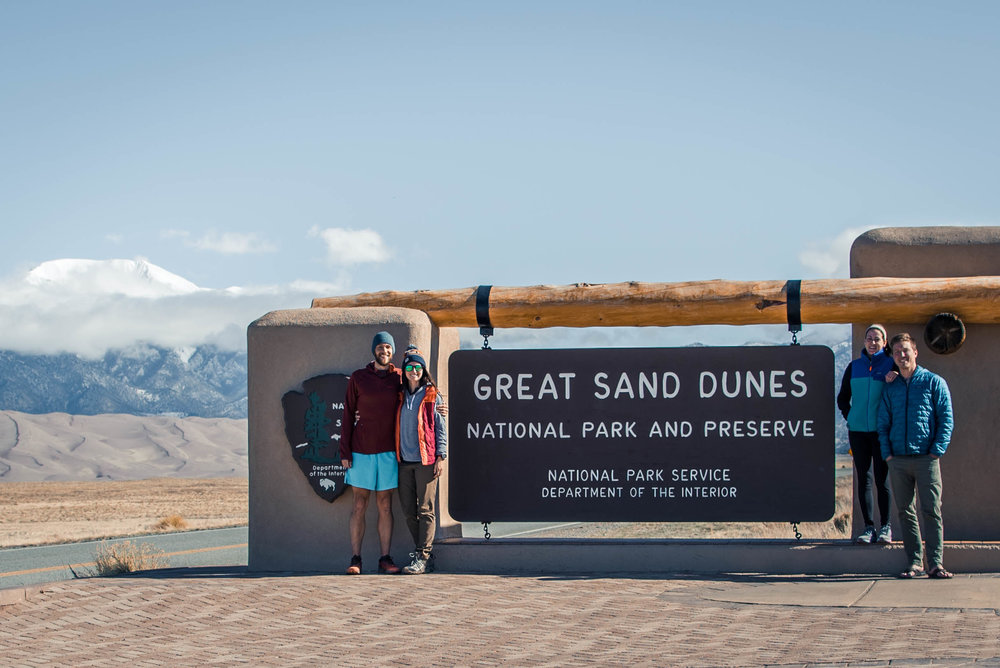 One of my absolute favorites, Great Sand Dunes National Park was our last stop on the way home. We, of course, are also Junior Rangers of Sand Dunes.
