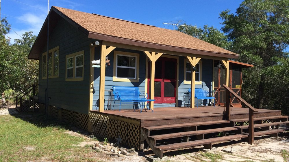 Rainbow's End Retreat Cabin
