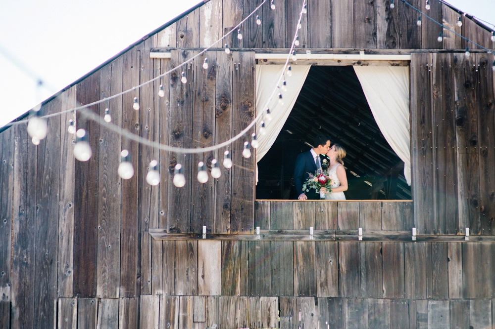 california wedding venue: higuera ranch
