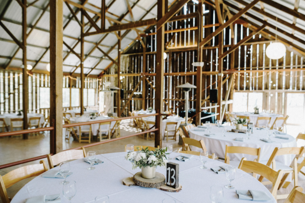 california wedding venue: swallow creek ranch