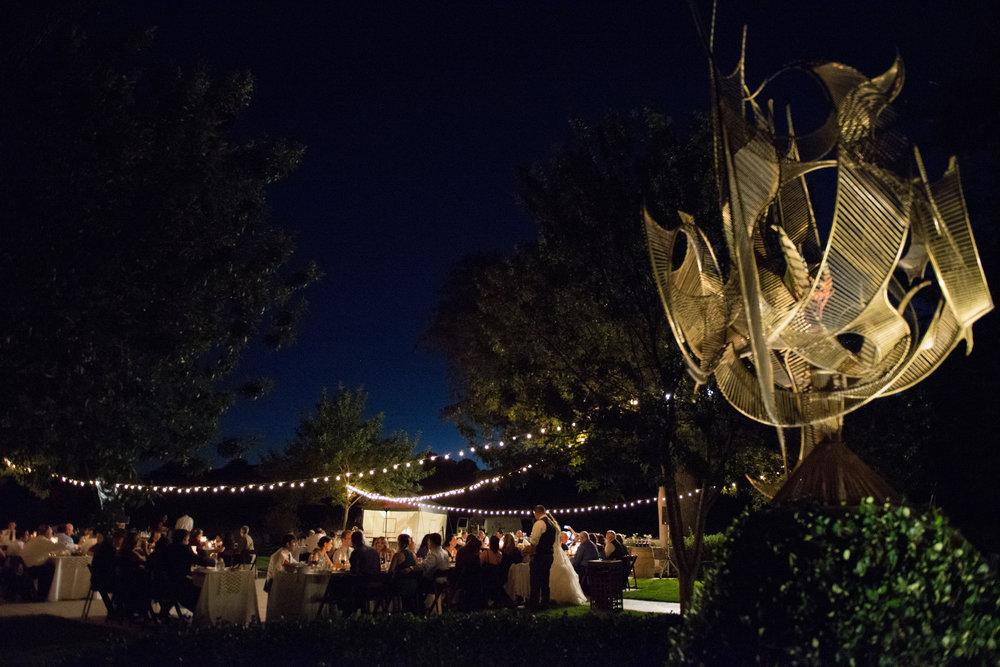 winery + sculpture garden