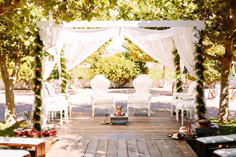 california wedding venue: gainey vineyards