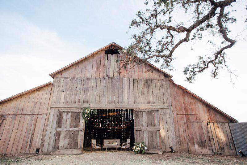 meadow + barn