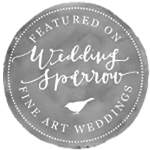 wilder floral co featured on wedding sparrow