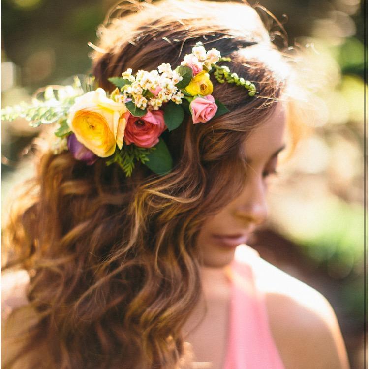 california wedding vendor: eden floral