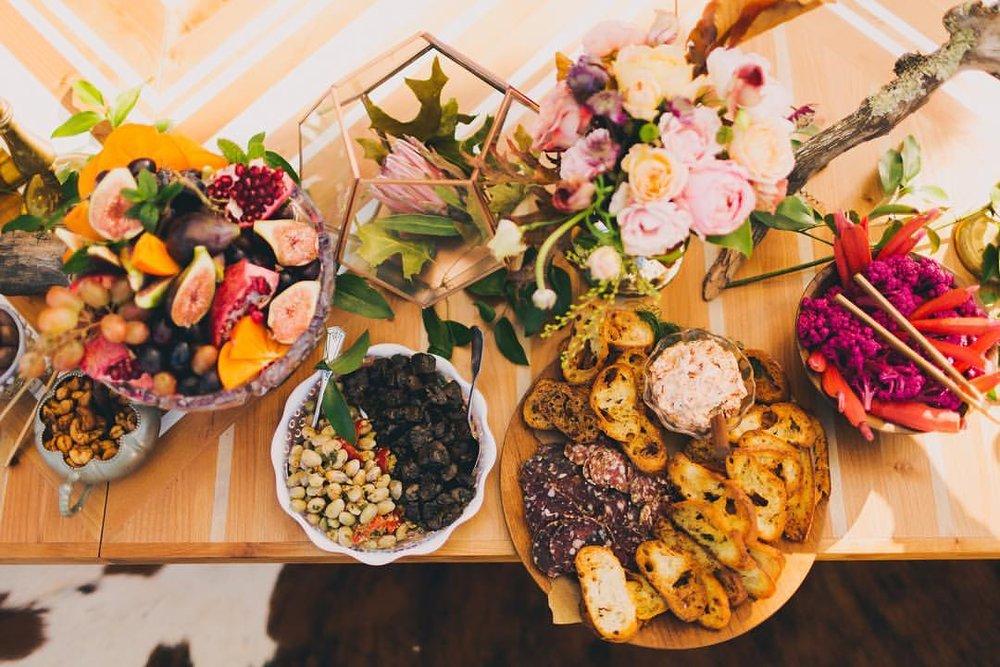 flora + fauna fine food