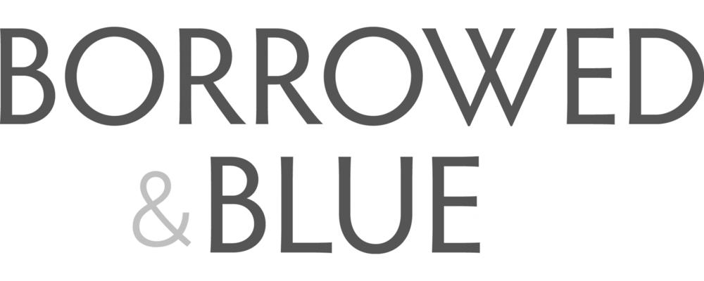 goodheart design borrowed and blue