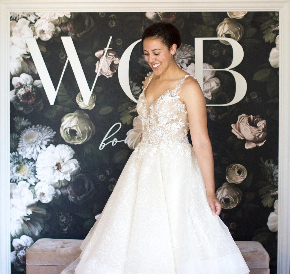 wine country bride boutique