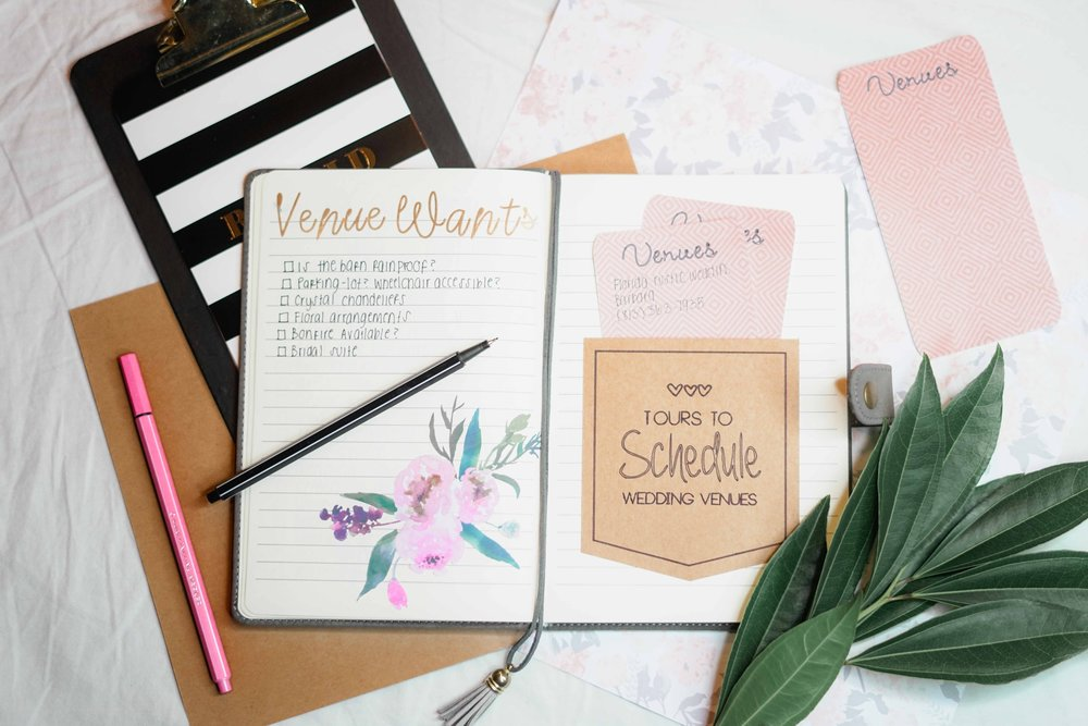 profile management - Your assigned specialist will help you manage your profile and help you stay organized as you track your wedding one step at a time. they will help set weekly goals and objectives, organize your thoughts and ideas, track your progress, and assist with your discovery process to help you stay focused, stress free, and organized.