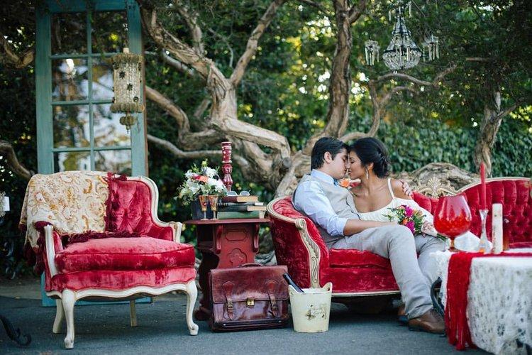 bella vita vintage rentals - costa mesa, californiasave 30% with the wedding pass