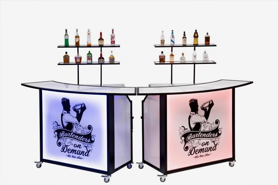 bartenders on demand