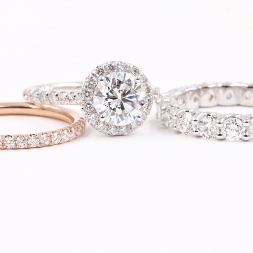 save up to $750 on engagement rings -