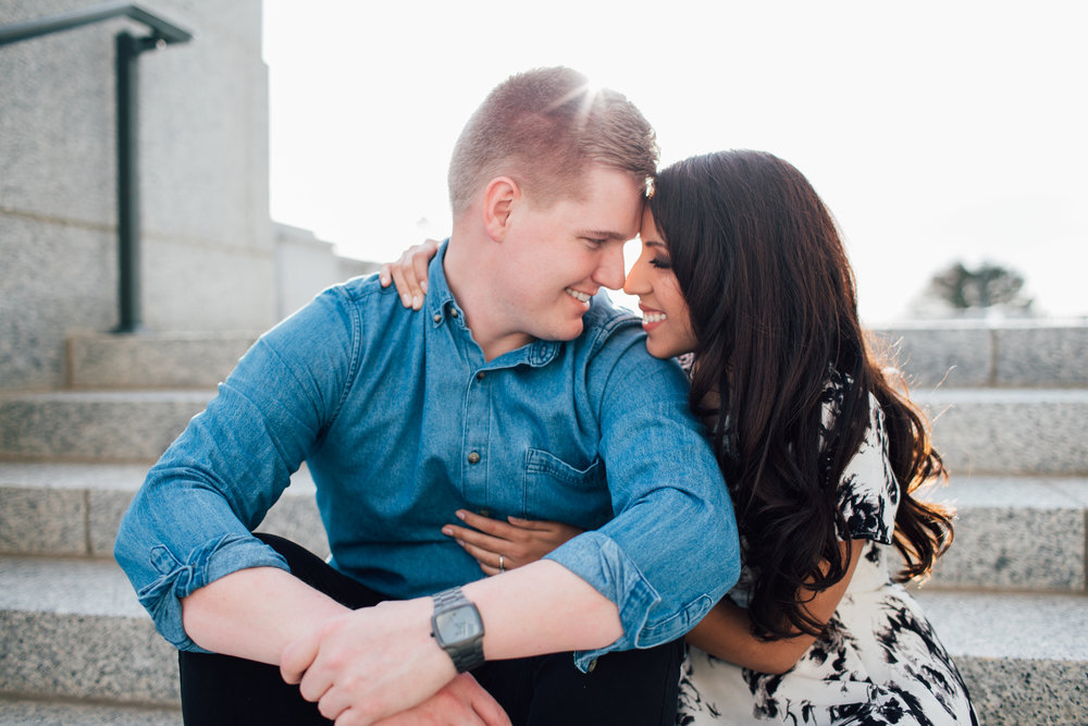 Salt Lake City Engagement Photography