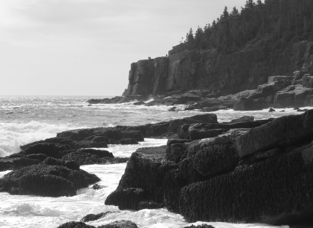 Acadia National Park by Sherman K. Poultney