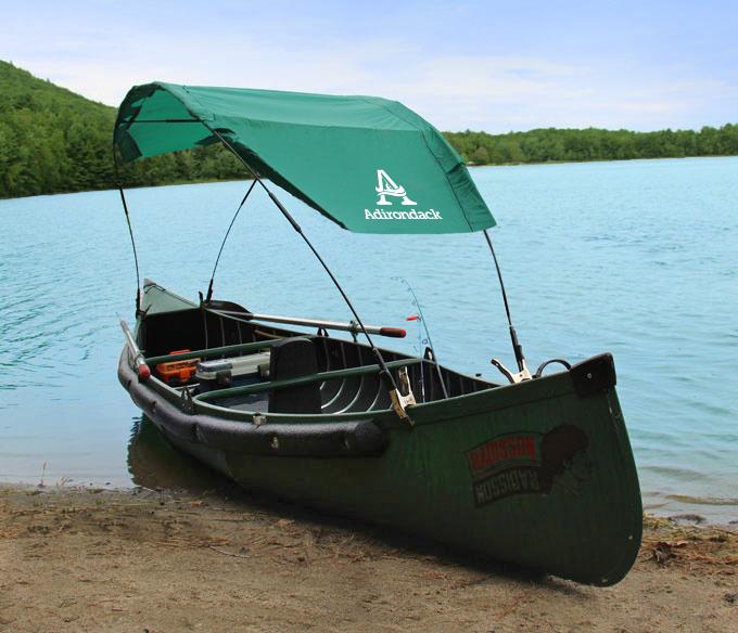 adirondack canopy co canoe canopy