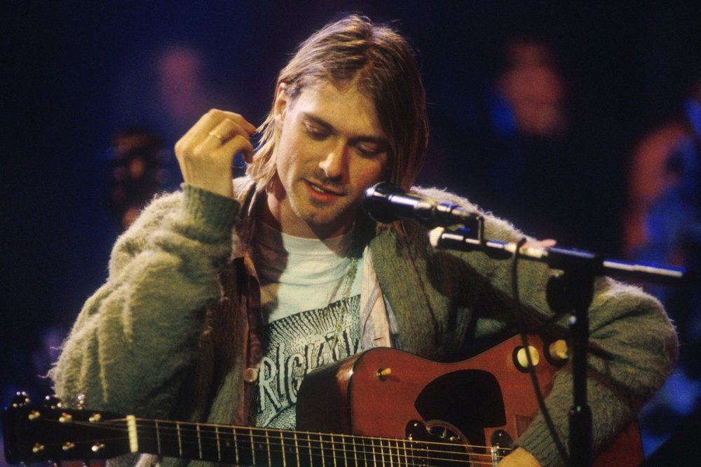 "Nirvana ""Unplugged"" was taped at Sony Music Studios in New York City on November 18, 1993. Kurt's suicide would be discovered a few short months later on April 8, 1994."