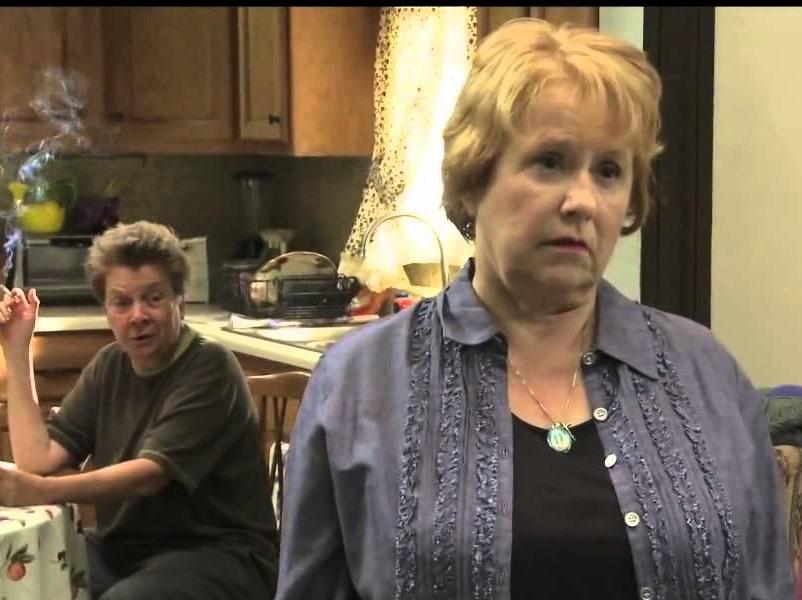 Charlie's mom