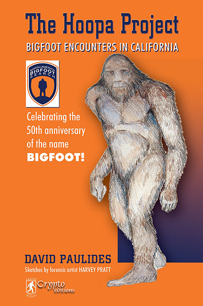 David Paulides's first book about Bigfoot.