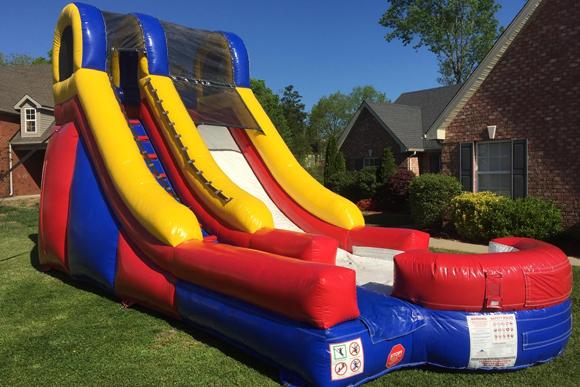 Inflatable Slide -