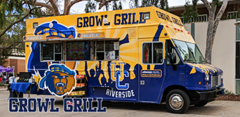GROWL GRILL -