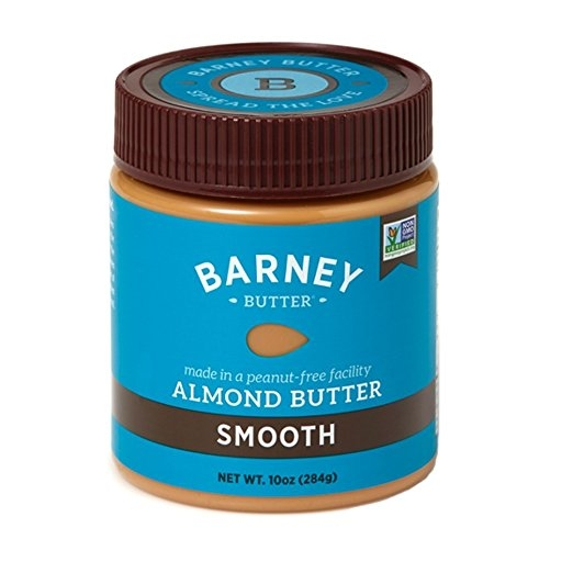 - Favorite almond butter of all time....suuuuper creamy!!!
