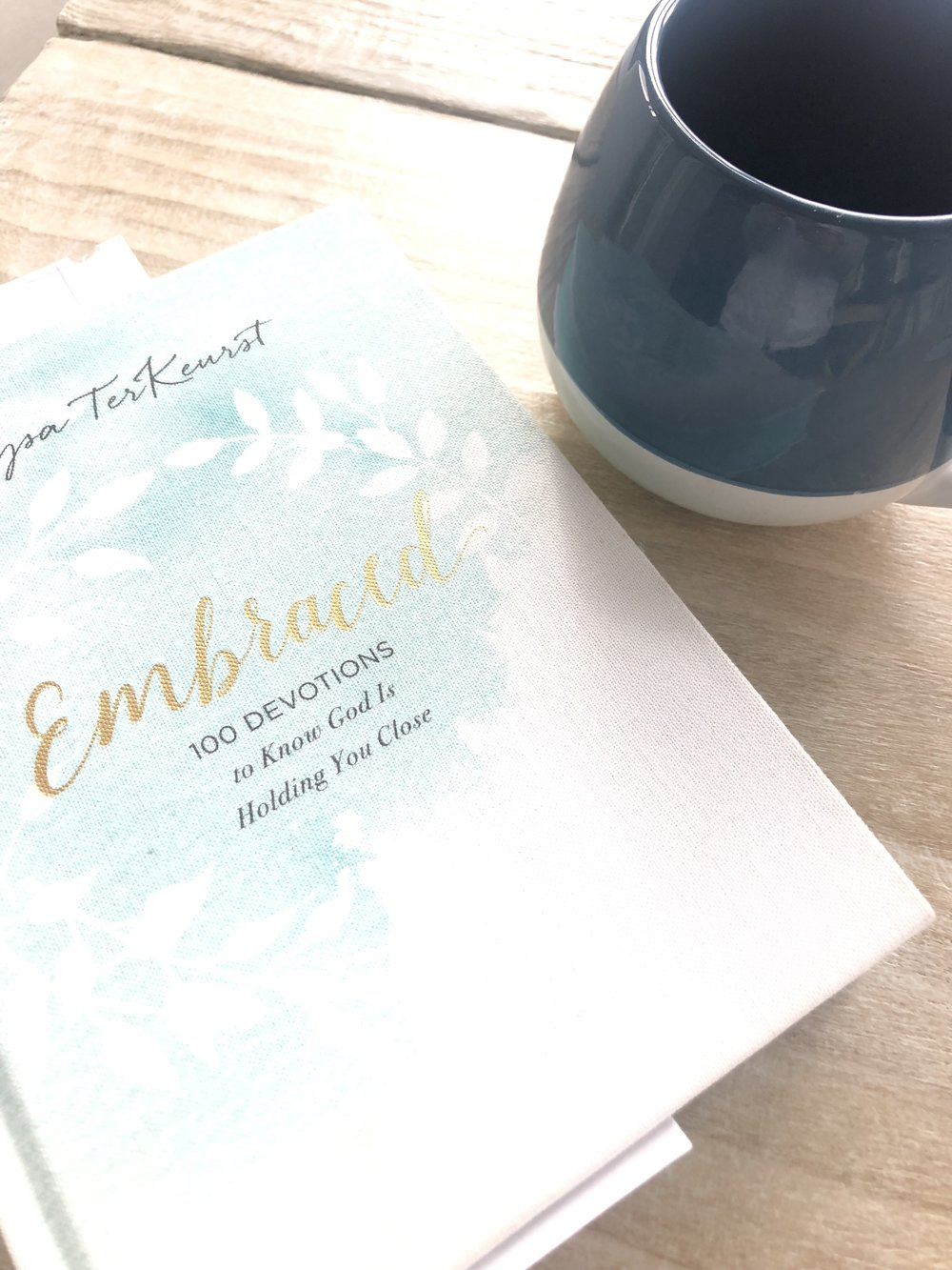 One of my favorite daily devotionals. So much good in this book! -