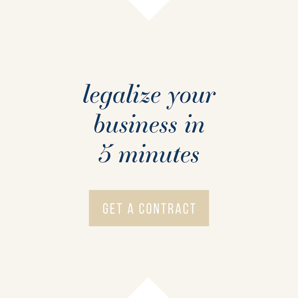 Legal Templates: In less than 10 minutes, an attorney-prepared and peer-reviewed agreement can be in your hands. Does your website have a Terms and Conditions page? Use a pre-written template form The Contract Shop to keep your website legal. - PS: This link is an affiliate link, so I'll receive a small commission from any purchases using my link.