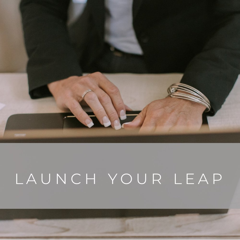Online Course: Have you had a burning desire in your heart and soul to launch that business. This online business academy is everything I wish I had known before we launched our business. -