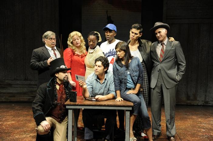Cast of American Night