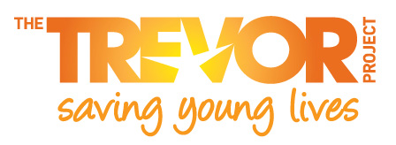 The Trevor Project Saving Young Lives Logo