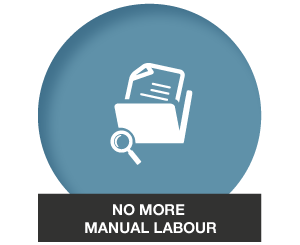 We save law firms time by collecting closed files and transporting them to our secure warehouse for barcoding & cataloguing, letting you focus on billable activities.