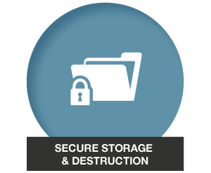 Fileman securely stores files in physical and digital format, reducing the risk of files being lost or damaged in an office, shed or garage.