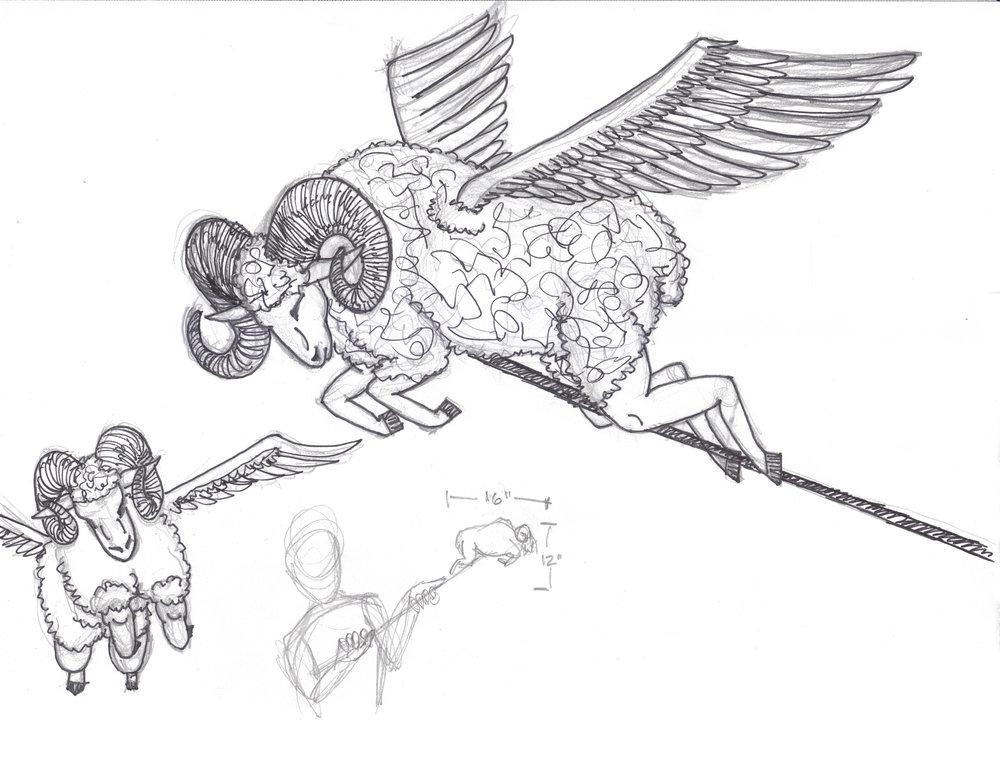 Nina Bice Golden Ram sketch.jpeg
