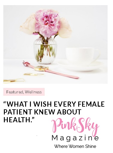 Doctor patient relationship - Pink Sky Magazine