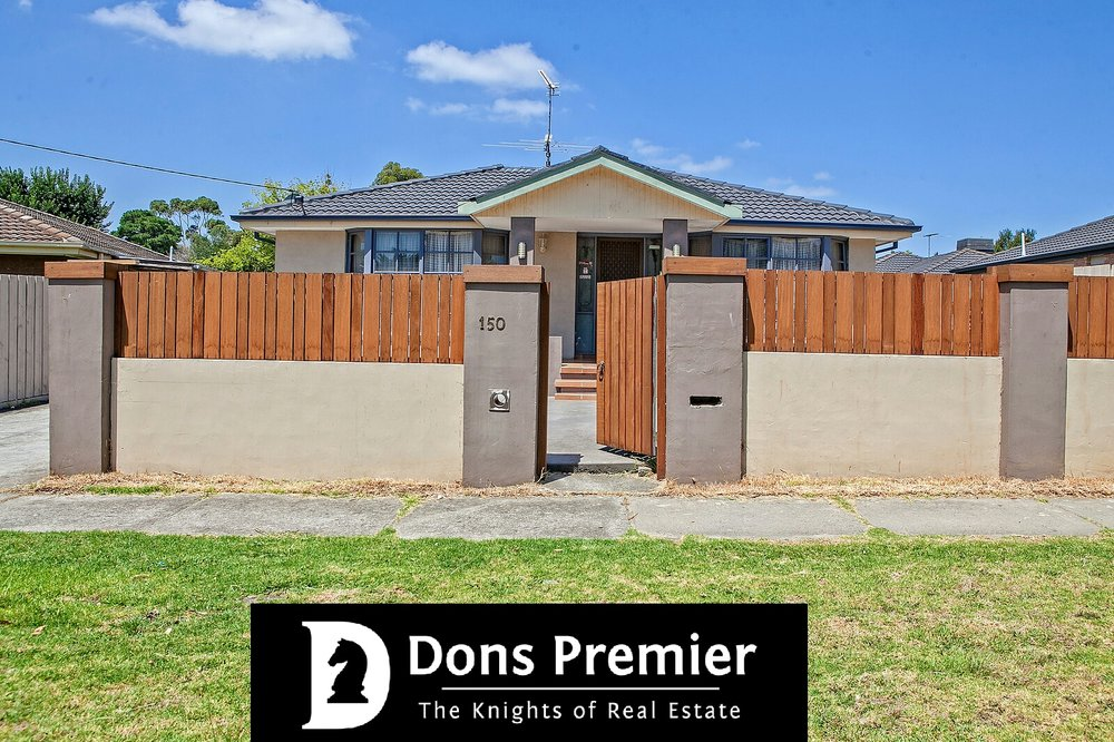 150 Camms Road, Cranbourne Vic 3977  SOLD by,Dons Premier the knights of real estate, Wesley Rajah and Lushan Dons