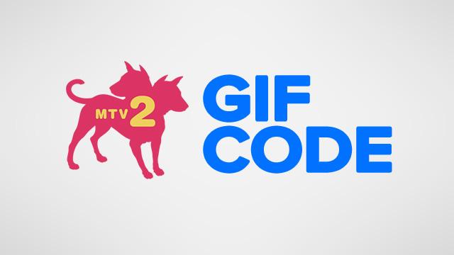 Gif Code - MTV2 Blog