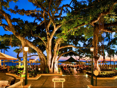 Moana Surfrider Waikiki