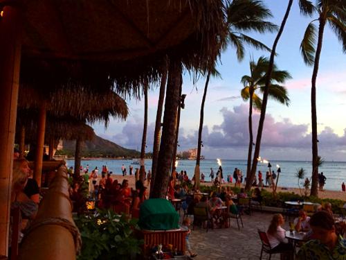 Outrigger Waikiki Beach