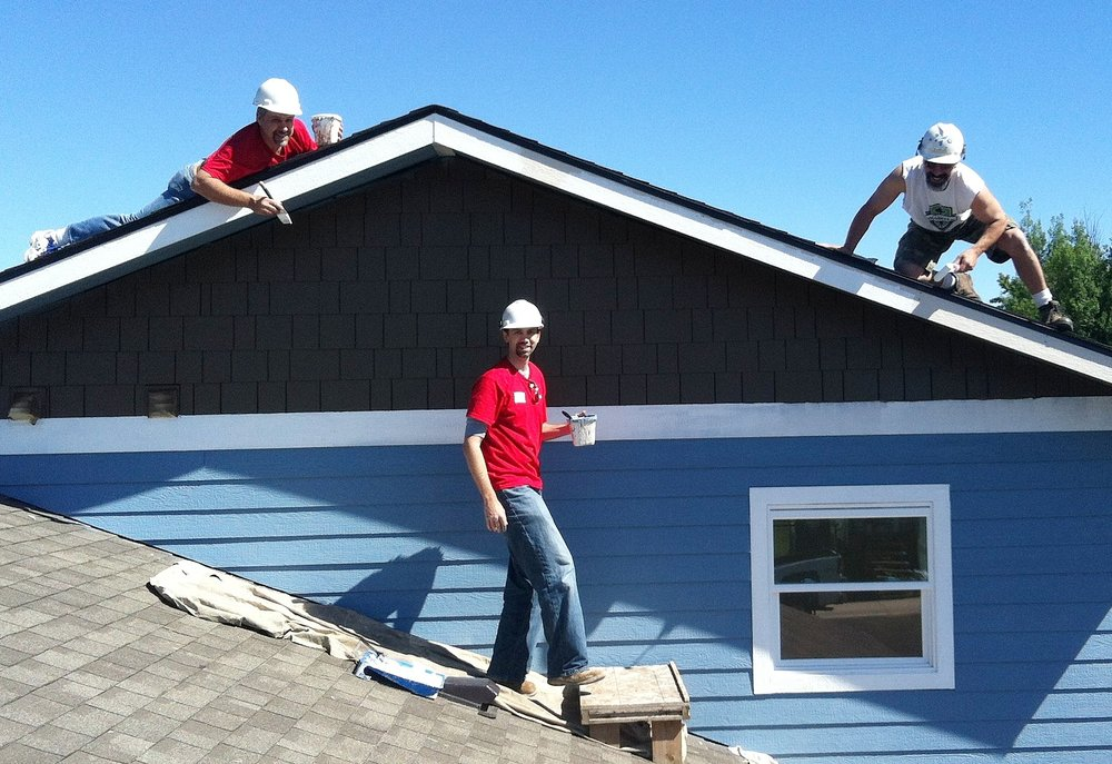 Habitat for Humanity, Deer Park, WA