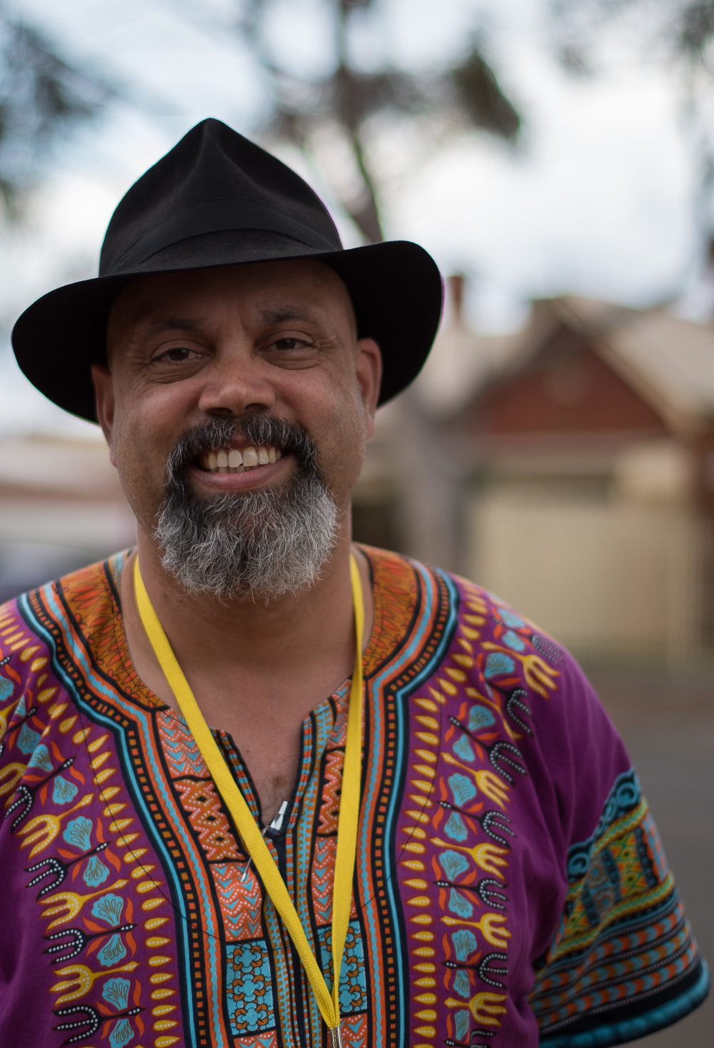 - Ron Bradfield Jnr is a saltwater fella from Bardi Country, north of Broome but grew up in Geraldton, WA. He now calls Whadjuk Boodjah, his home. Ron has been accused of many things, but he swears he's just a storyteller - who gets to hear a fair few too!