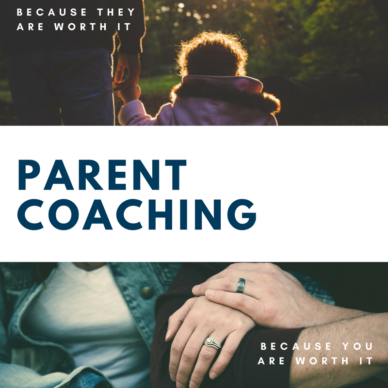 Parent Coaching - Virtual personalized Christian coaching for parents who need a little boost when times get tough.