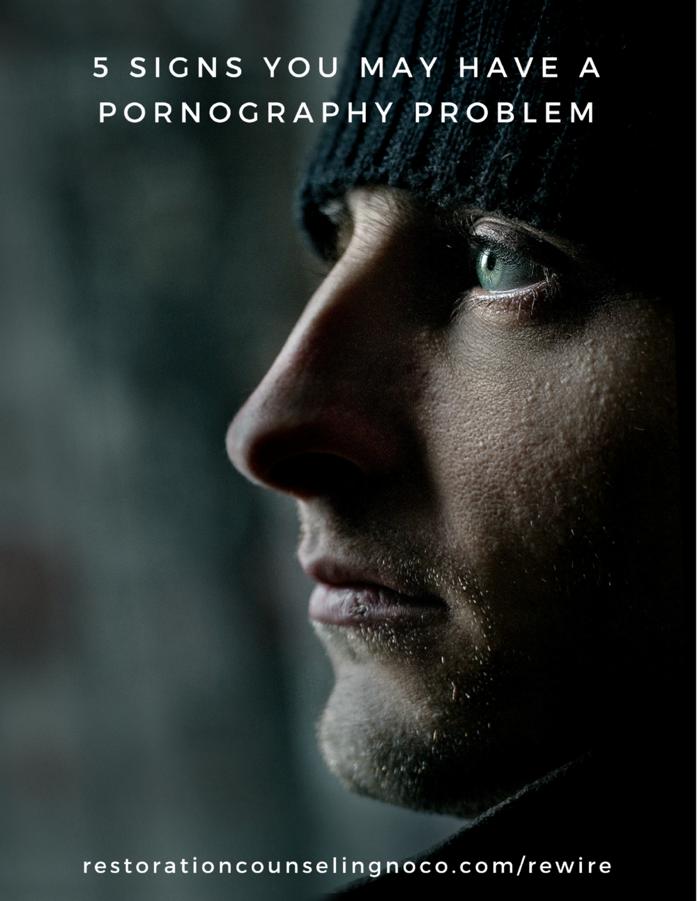 IS PORNOGRAPHY A PROBLEM FOR YOU OR A LOVED ONE? CLICK TO FIND OUT