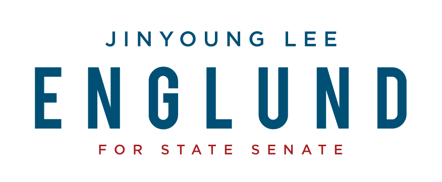 Jinyoung Lee Englund for State Senate - 45th District