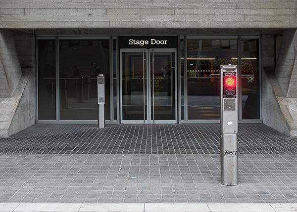 Stage Doors