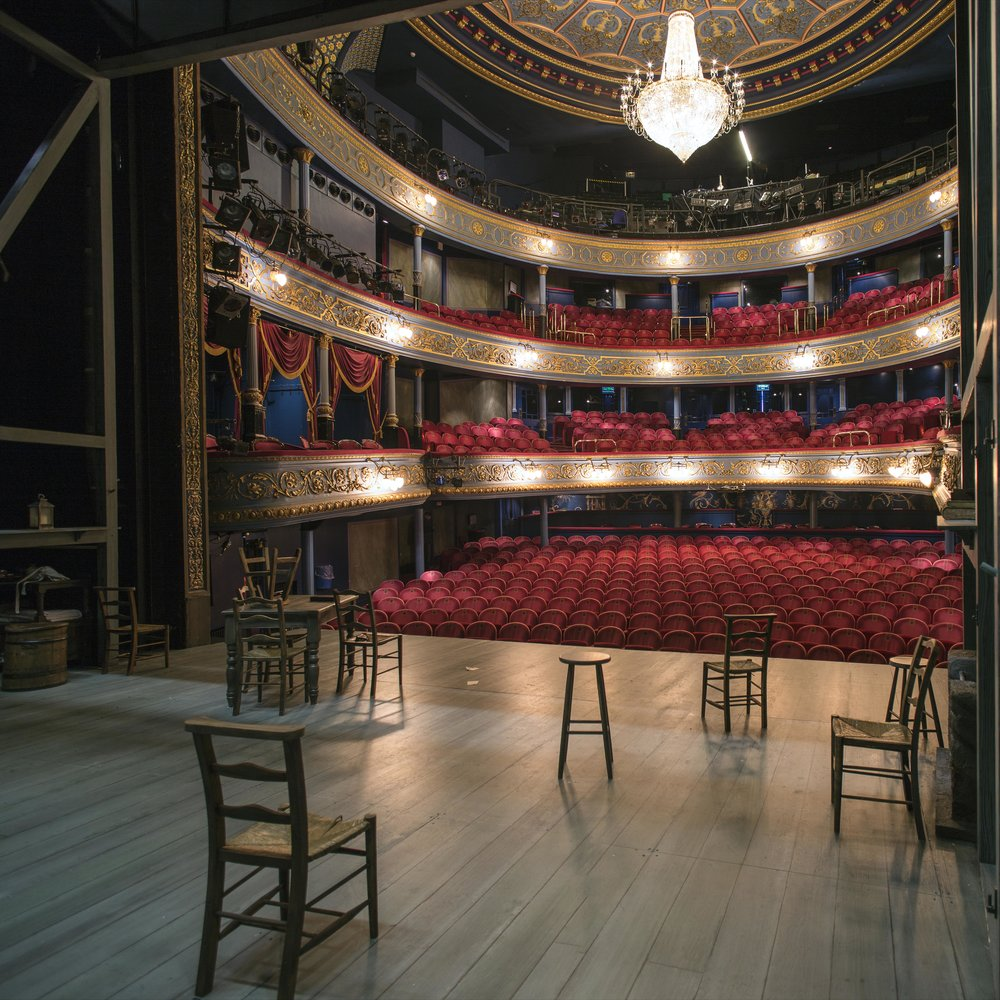 The Royal Lyceum Theatre Stage