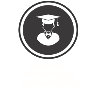 If you're looking to create or redesign a  Graduate  Development   Programme , we'll work with you to develop one, or all, of the 4 key pillars of success :                         • Purpose & Strategic          Direction • Recruitment &                    Selection Strategy • Training &                               Development                       Programme • Management &                    Measurement                      Framework