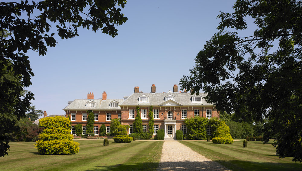 Completed City & Country Project - Balls Park, Hertford, a Grade I listed Jacobean Mansion