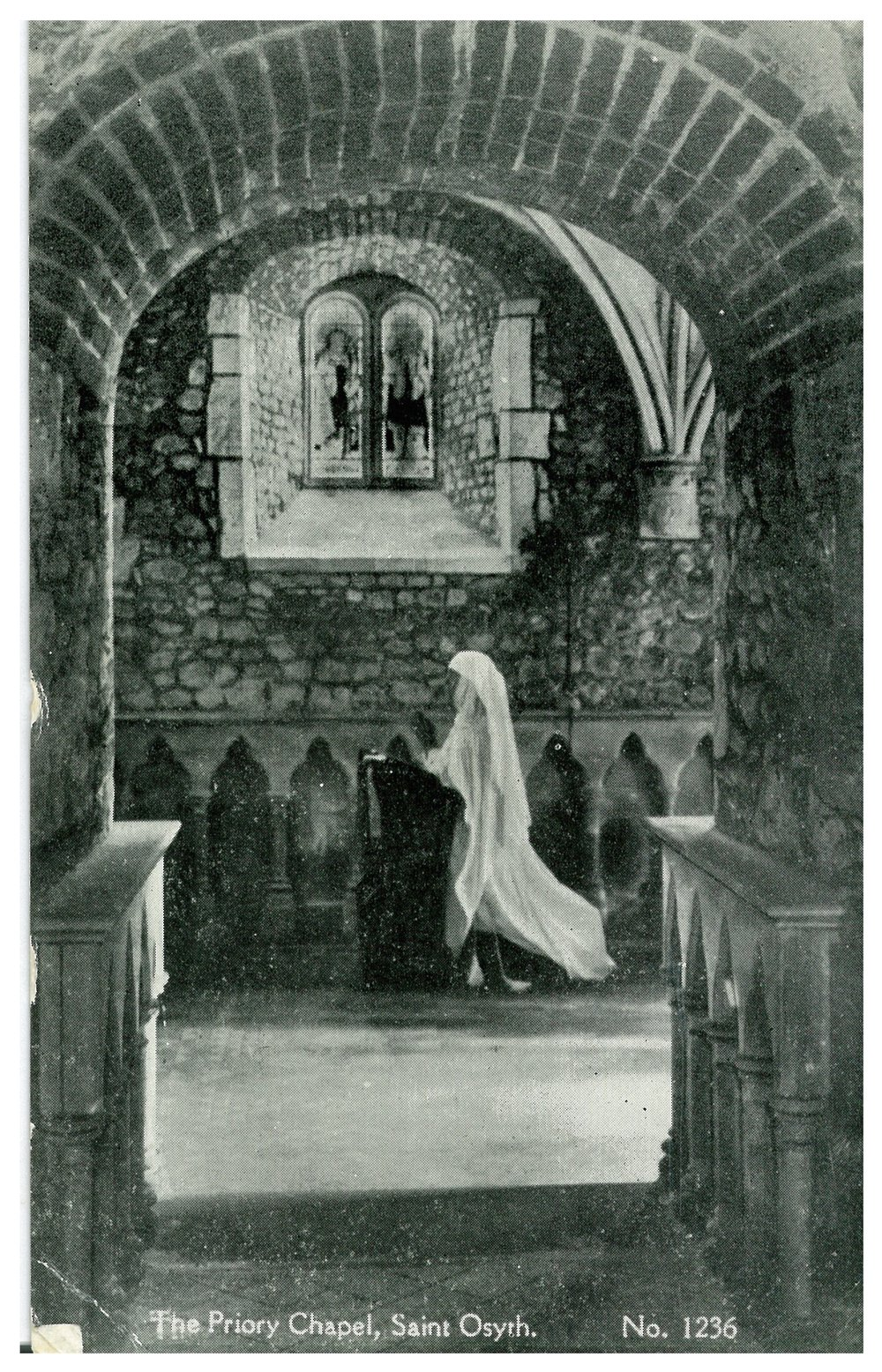 St Osyth - The Chapel 1934.JPG